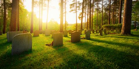 What to Consider Before Choosing a Headstone, Lexington, North Carolina