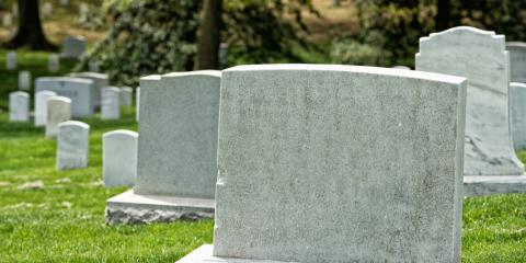 3 Common Types of Headstone Materials , Willimantic, Connecticut