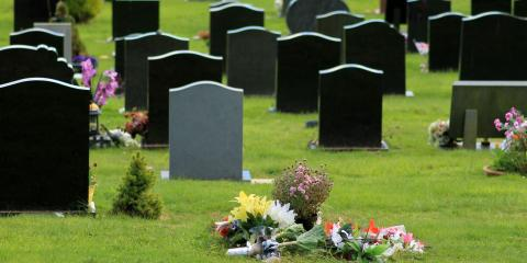 3 Ideas for What to Put on a Headstone, Fort Worth, Texas