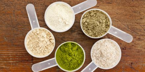 Health & Wellness: How to Pick the Right Protein Powder, Concord, Missouri