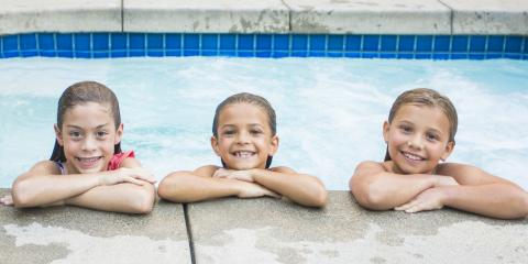 Shares a Few Tips for Keeping Your Kids Safe at the Pool This Summer