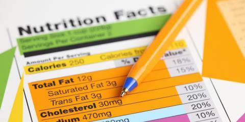 Healthy Food Tips: 5 Processed Food Ingredients to Avoid, Henrietta, New York