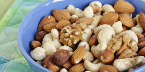 3 Reasons Why Nuts Are a Healthy Snack Option, Waialua, Hawaii