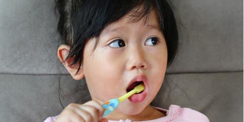 Honolulu Pediatric Dentist Explains Healthy Dental Habits for Children, Honolulu, Hawaii