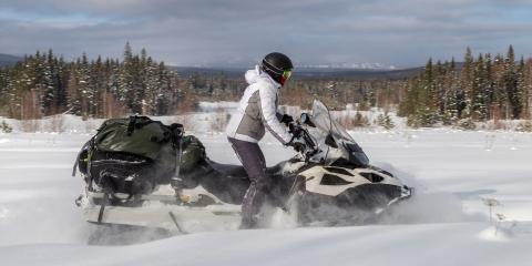 Everything You Need to Know About Snowmobiles, North Pole, Alaska