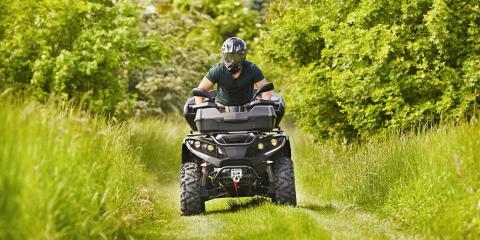 4 Great Reasons to Ride an ATV, North Pole, Alaska