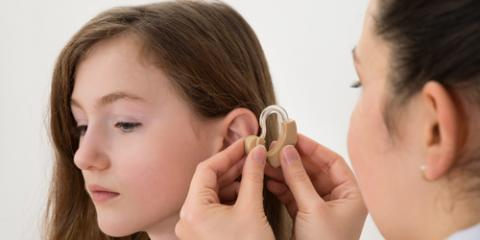 3 Popular Hearing Aid Styles, Kerrville, Texas