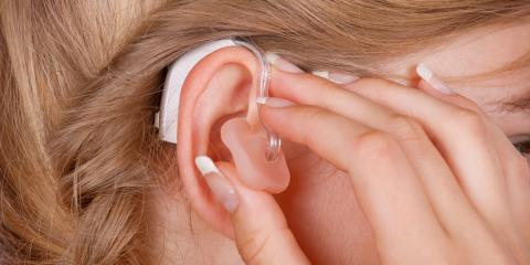 3 Tips for Adjusting to Your Hearing Aids, Russellville, Arkansas