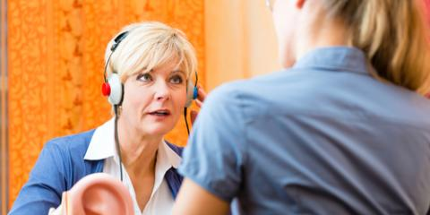 What to Expect From Your First Hearing Test , Russellville, Arkansas