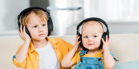 3 Ways to Protect Your Child's Hearing, Russellville, Arkansas
