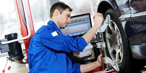 3 Signs Your Car Needs a Wheel Alignment, Burnsville, Minnesota
