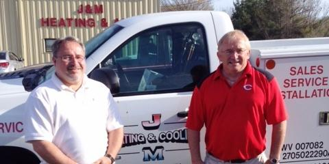 J & M Heating & Air, Heating & Air, Services, Princeton, West Virginia