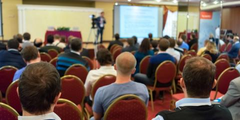 5 Steps to Help You Plan a Successful Corporate Event , Heath, Ohio