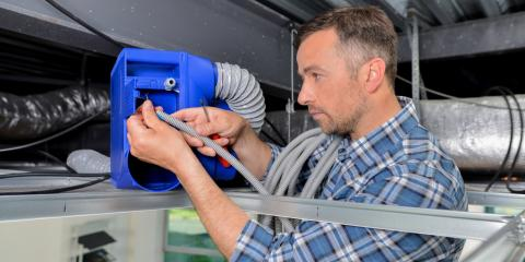 Heating & Cooling Maintenance Tasks for an HVAC Contractor, Danbury, Connecticut