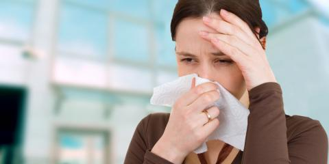 How to Fight Fall Allergies With Your Heating & Air Conditioning System, Sylvania, Ohio