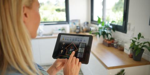 3 Reasons to Upgrade to Smart Thermostats, Middletown, Ohio
