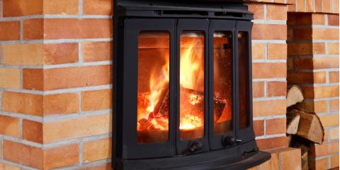 Heating Service Explains 3 Benefits of Fireplace Inserts, Moodus, Connecticut
