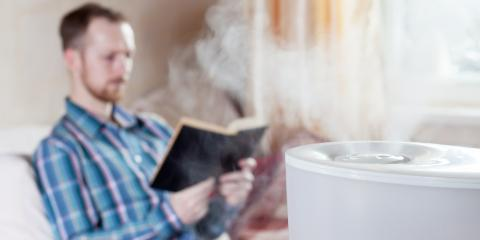 How Humidifiers Improve Indoor Air Quality, Glastonbury, Connecticut