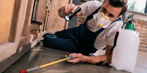 How to Prepare Your Home for Pest Control Treatment, Cincinnati, Ohio