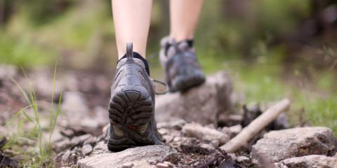 A Guide to Treating & Preventing Heel Pain for Hikers, Perinton, New York