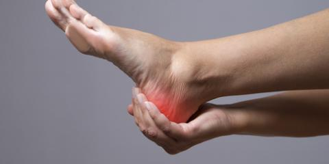 The Top 3 Common Causes of Heel Pain, Brighton, New York