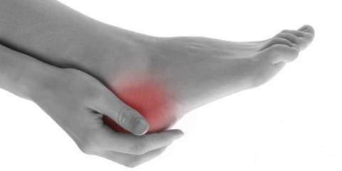 Visit Genesee Valley Podiatry for your Heel Pain, Perinton, New York