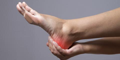 Heel Pain: Causes & Treatment Options, Wolcott, Connecticut