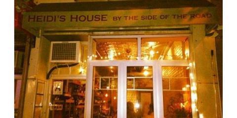 Heidi's House: Best Restaurant For a Gluten-Free Meal, Manhattan, New York