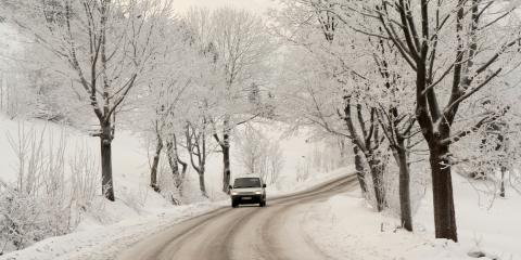3 Tips to Drive Safely This Winter, Hilton, New York