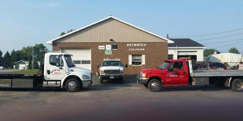 Heinrich Collision, Towing, Services, Hilton, New York