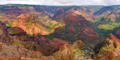 3 Reasons to Schedule a Helicopter Tour over Waimea Canyon, Lihue, Hawaii