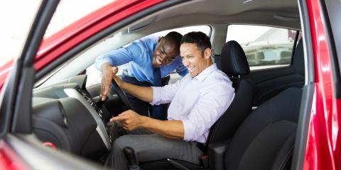 3 Features to Look for When Purchasing a New Car, Lexington, Tennessee