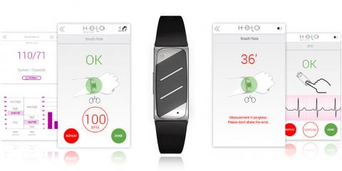 How the Network Marketing Opportunity Works With the HELO Fitness Tracking Device, Maplewood, Minnesota