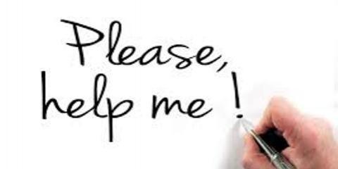 I need your help...., San Antonio Northwest, Texas