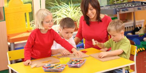 5 Preschool Activities That Promote Creative Expression Over The