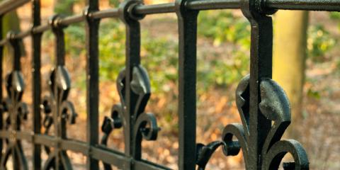 How to Prepare an Aluminum Fence for Winter, Nicholasville, Kentucky