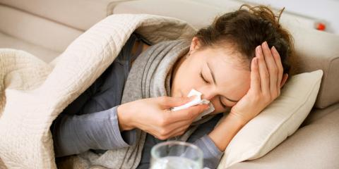 Top 5 Ways to Avoid Getting the Flu, Huntington, New York