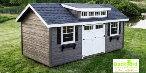 They're Not Just for Lawn Equipment: Top 3 Uses for a Shed, San Antonio, Texas
