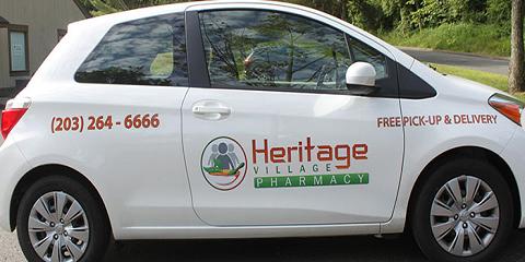 Heritage Village Pharmacy in Southbury, CT | NearSay