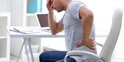 3 Common Symptoms of a Herniated Disk, Soldotna, Alaska