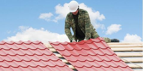 How to choose the right color metal roof for your home or for How to choose roofing material