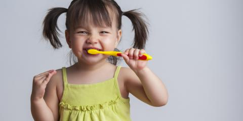 Children's Dentist Shares 3 Tips for a Healthy Mouth, Ewa, Hawaii