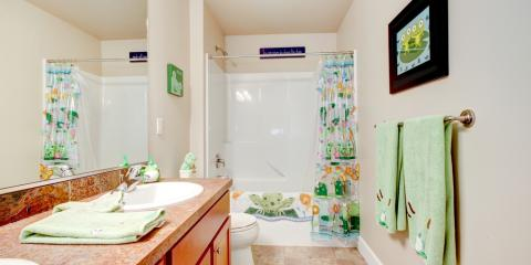 3 Kid-Friendly Bathroom Countertops, Honolulu, Hawaii