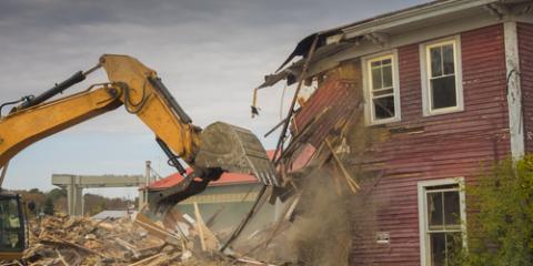 3 Reasons to Hire a Demolition Professional, Eleele-Kalaheo, Hawaii