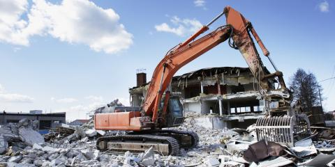 5 Steps to Take During Demolition Work, Eleele-Kalaheo, Hawaii