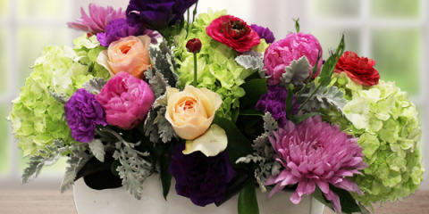 Celebrate Mother's Day With Floral Arrangements From Honolulu's Best Flower Shop, Honolulu, Hawaii