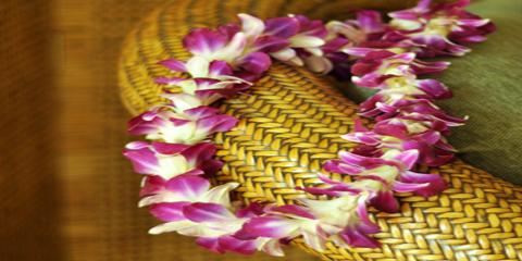 What Are the Characteristics of a Quality Flower Lei?, Hawaii County, Hawaii