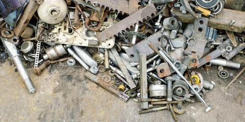 What's Considered Scrap Metal & Why You Should Recycle It, Honolulu, Hawaii
