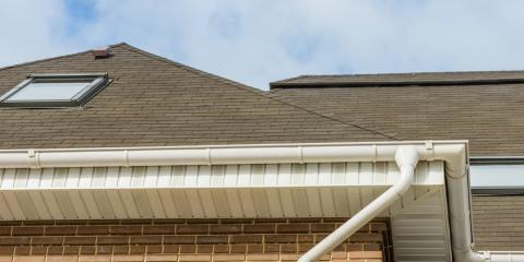3 Ways Gutters Protect Your Home, Canandaigua, New York