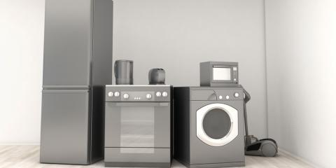The Lifespan to Expect of Common Household Appliances, High Point, North Carolina